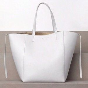 Celine-White-Bag