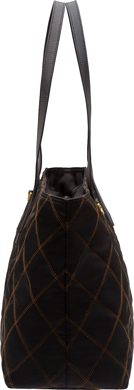 Prada-Quilted-Fabric-Tote-4
