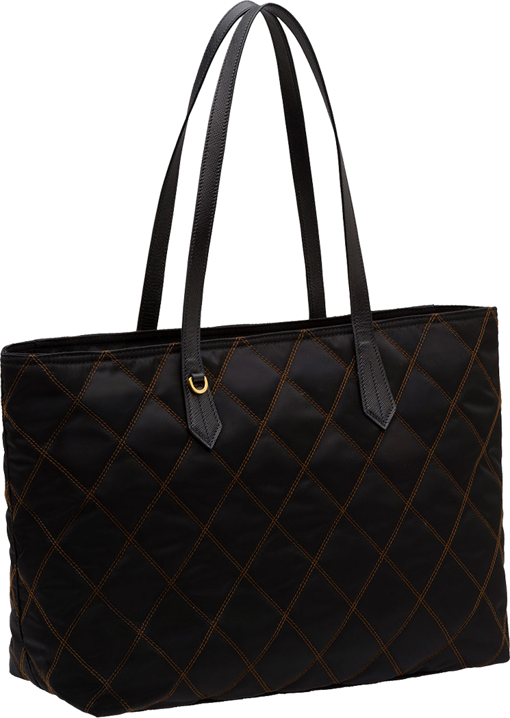 Prada-Quilted-Fabric-Tote-5